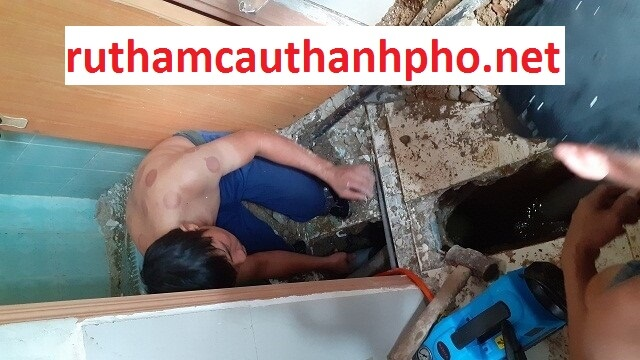 Thông cống nghẹt huyện Cần Giờ ruthamcauthanhpho.net